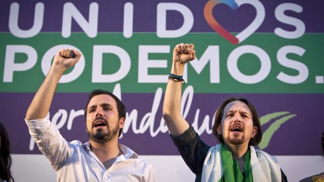 Iglesias avisa al PSOE de que «los mediocres» no evitarán el cambio