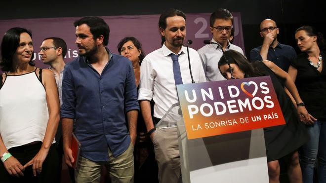 Iglesias, al PSOE: «Sería sensato trabajar a partir de lo que nos une»