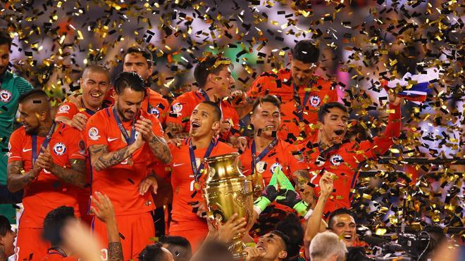 Chile se proclama bicampeón de la Copa América en los penaltis