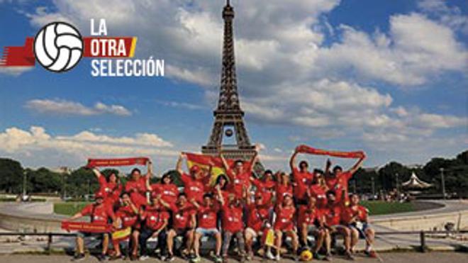 El fútbol y los sentimientos: así lo vive la afición en Francia