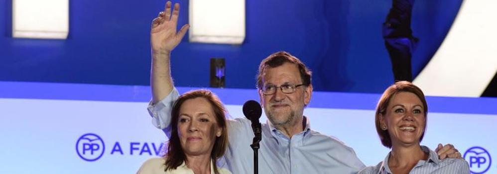 Las urnas refuerzan a Rajoy pero toca volver a negociar