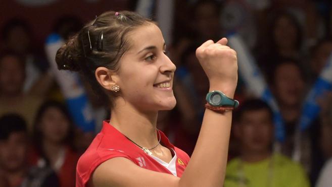 Carolina Marín: «No tengo presión y sí motivación por lograr medalla en Río»