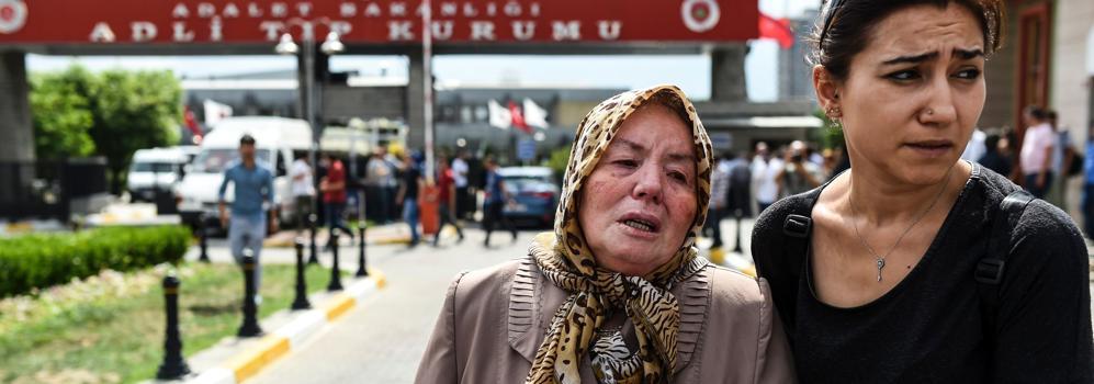 Los tres suicidas de Estambul eran un ruso, un uzbeko y un kirguís