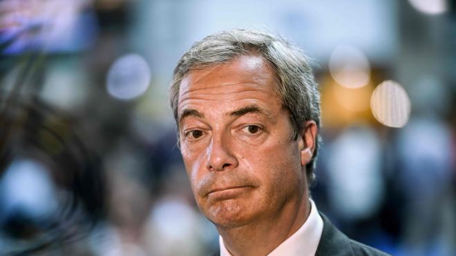 Farage afirma que no habrá compromisos con la UE sobre la libre circulación