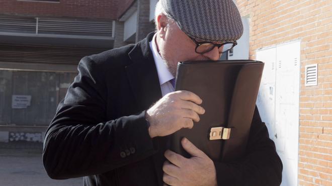 Villarejo revela ante el juez la existencia de la 'operación Cataluña'
