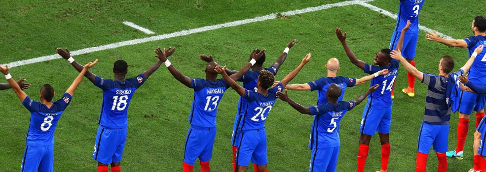 Francia-Portugal, finalistas con el mismo estilo