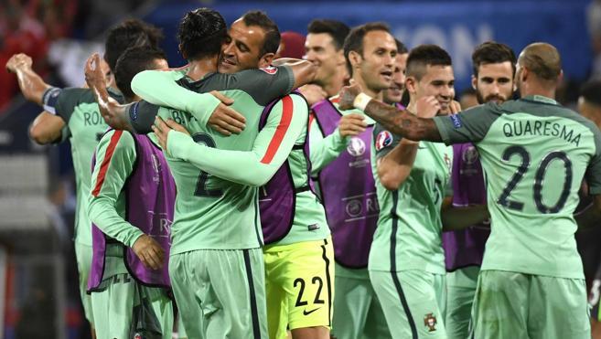 Las críticas refuerzan la fe de Portugal