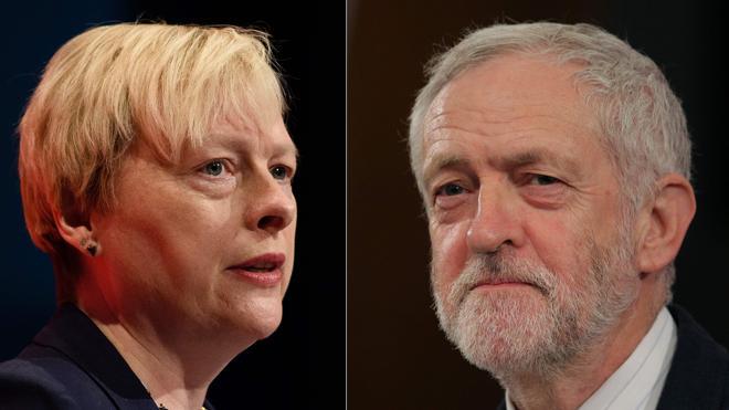 Corbyn pide a Eagle que reconsidere su desafío para liderar el Partido Laborista