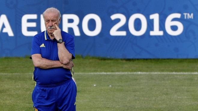 La Eurocopa marcó el adiós de Del Bosque, Hodgson, Conte y Slutsky