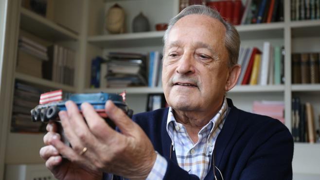 Fallece el presidente que ganó las dos últimas ligas del Athletic