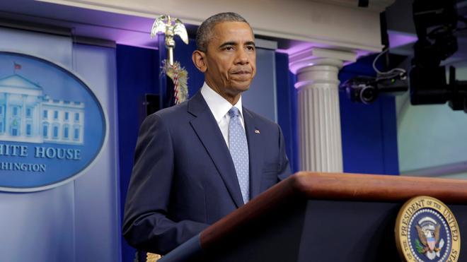 Obama califica el asesinato de policías en Baton Rouge como un «acto de cobardes»