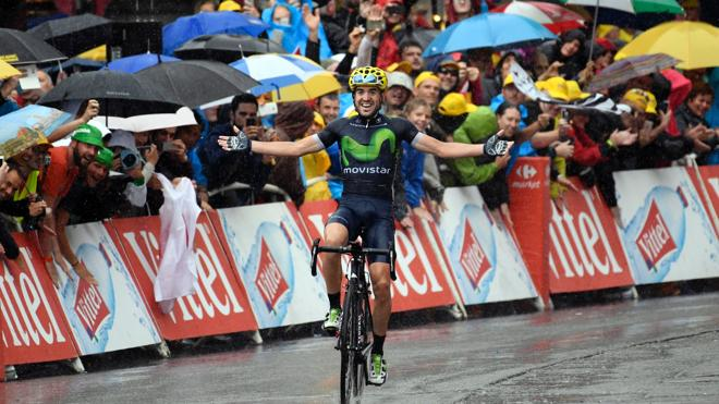 Ion Izagirre logra la primera victoria española