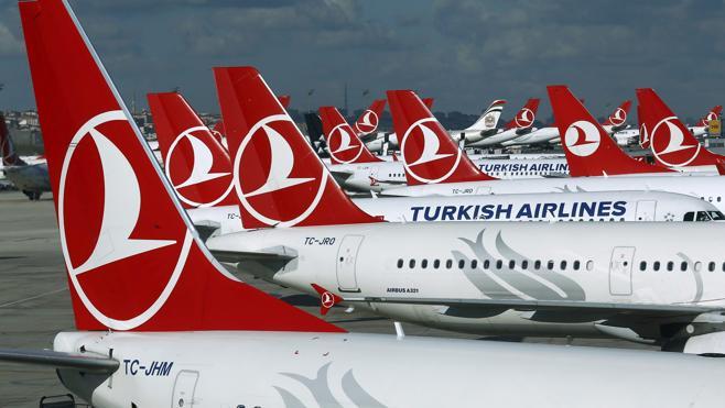 Turkish Airlines despide a más de 200 empleados tras el golpe de Estado fallido