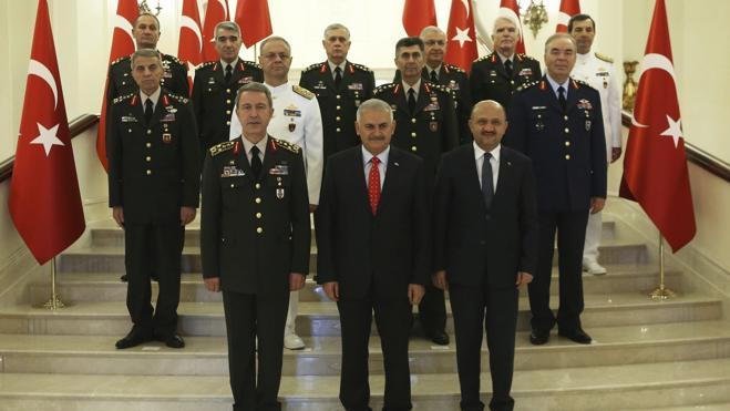 Turquía prepara una profunda reforma de su Ejército