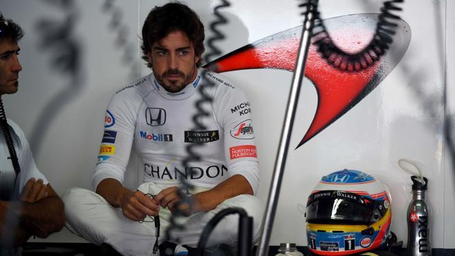 Alonso: «No somos tan competitivos como en Budapest»