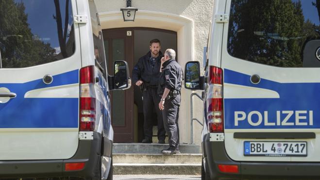 La Policía alemana descarta que el sospechoso de yihadismo estuviera planeando un atentado