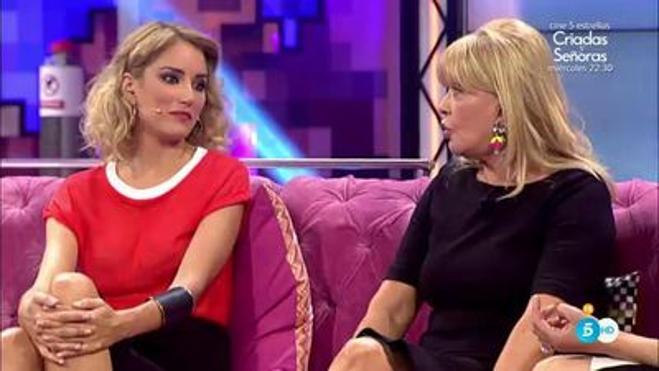 'Hable con ellas' iguala su récord de temporada gracias a Bárbara Rey