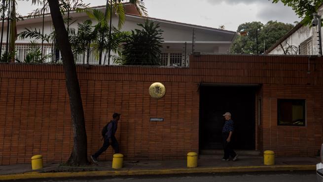 Herido de bala un militar español destinado en la Embajada en Venezuela