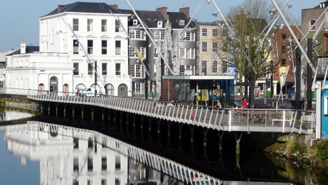 Cork, la ciudad rebelde de Irlanda
