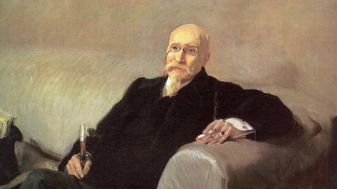 Echegaray, el hombre olvidado por culpa del Nobel