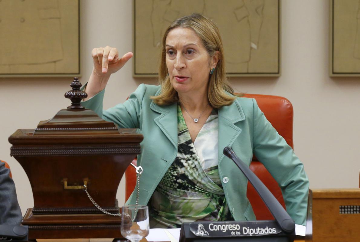 Pastor convoca para el 27 el pleno para que De Guindos explique el 'caso Soria'