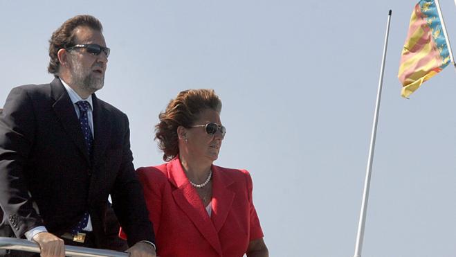 La «alcaldesa de España» pone fin a 40 años de militancia en el PP