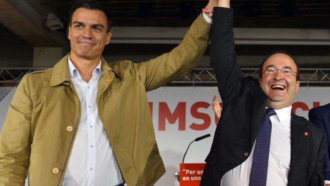 Iceta defiende el liderazgo de Sánchez y desvincula su futuro del resultado del 25-S