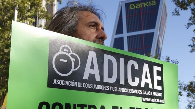 Vista para sentencia la macrodemanda por las preferentes de Caja Madrid