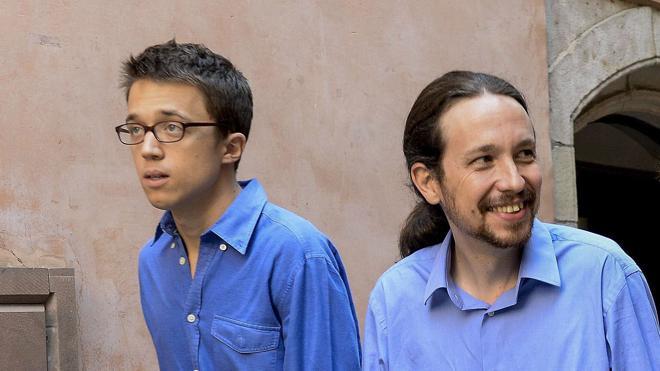 Iglesias y Errejón vuelven a enzarzarse por la estrategia electoral de Podemos