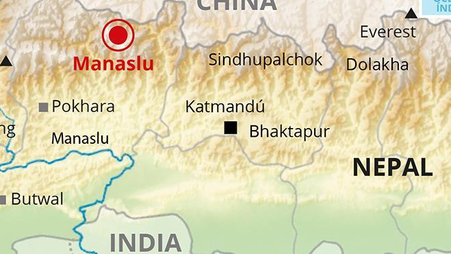 Muere un excursionista español en una avalancha en el Himalaya