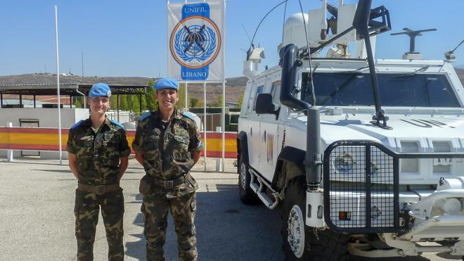 España invierte 4,3 millones en cooperación cívico-militar en Líbano