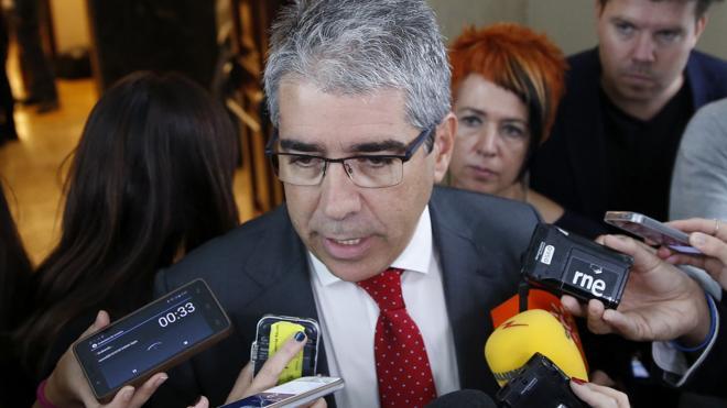 El Congreso tramita el suplicatorio de Homs, pese a la petición de Podemos de pararlo