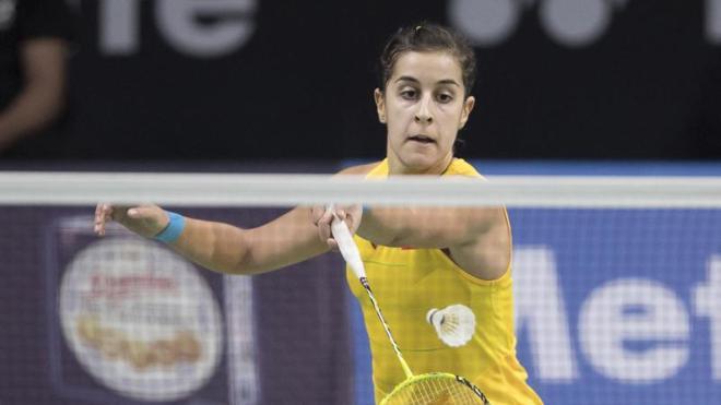 Carolina Marín regresa con victoria