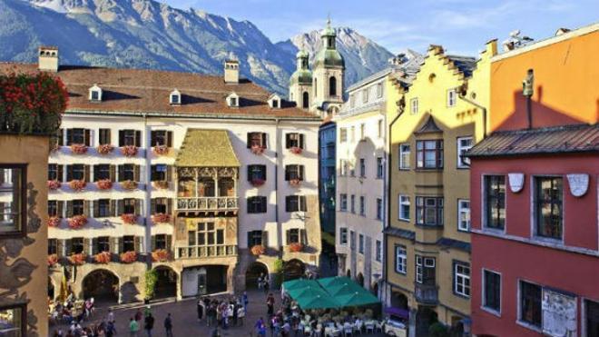 Innsbruck, ciudad alpina de contrastes mágicos