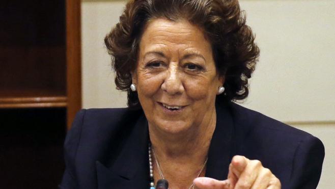 El Supremo cita a Barberá como investigada por presunto blanqueo de capitales