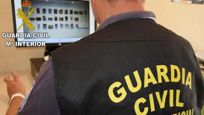 Detenido en Castellón un hombre que almacenaba 150.000 archivos pedófilos