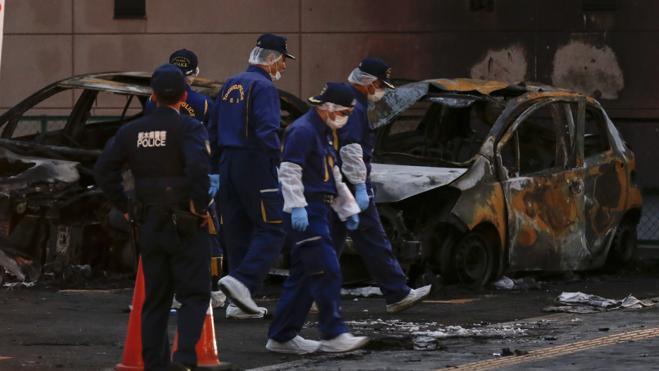 Un militar retirado se suicida con una bomba que deja un muerto y dos heridos en Japón