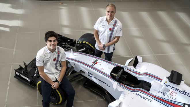 El joven canadiense Lance Stroll sustituirá a Massa en Williams
