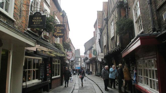 York, la ciudad vikinga del norte de Inglaterra