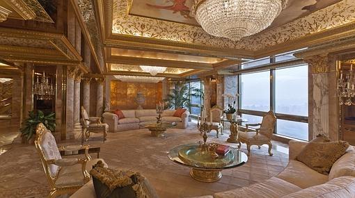 De la lujosa Torre Trump a la Casa Blanca