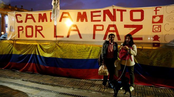 Santos presenta a los colombianos un «mejor acuerdo» de paz para unir al país