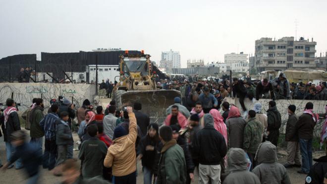 Egipto abrirá la frontera con Gaza durante cinco días