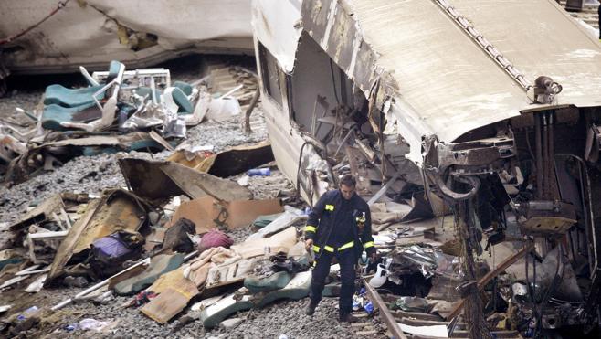 Los peores accidentes ferroviarios en el mundo durante los últimos 20 años