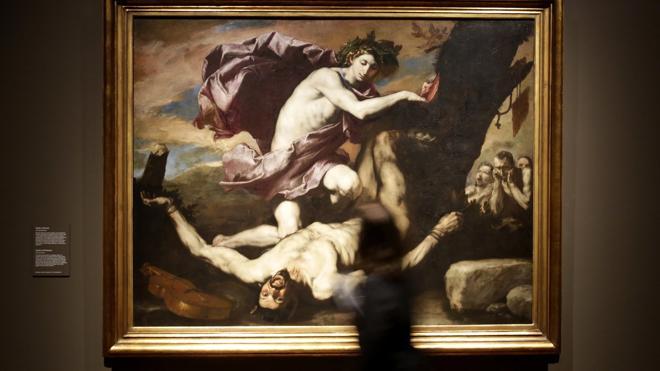 Ribera, la belleza violenta de la fealdad