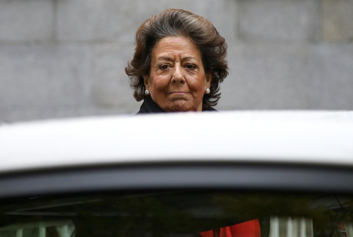 La familia de Barberá pide a los partidos e instituciones que no acudan al funeral