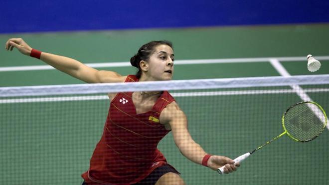 Carolina Marín avanza a semifinales en Hong Kong, pero sus gritos crean polémica