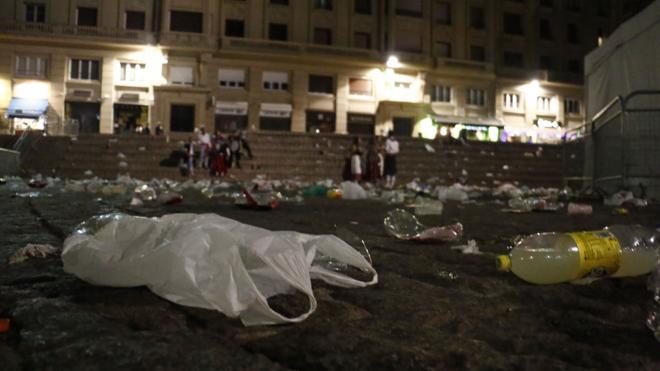 Hospitalizada una niña de 13 años por coma etílico en Madrid
