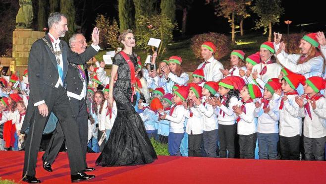 El Rey elogia la cooperación transfronteriza entre Portugal y España
