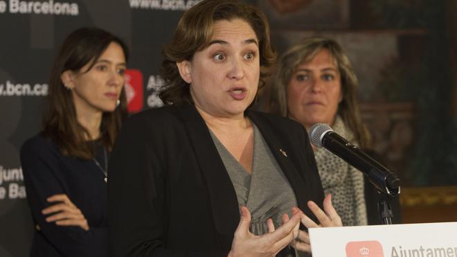 'Politico' incluye a Ada Colau entre las personas que destacarán en 2017