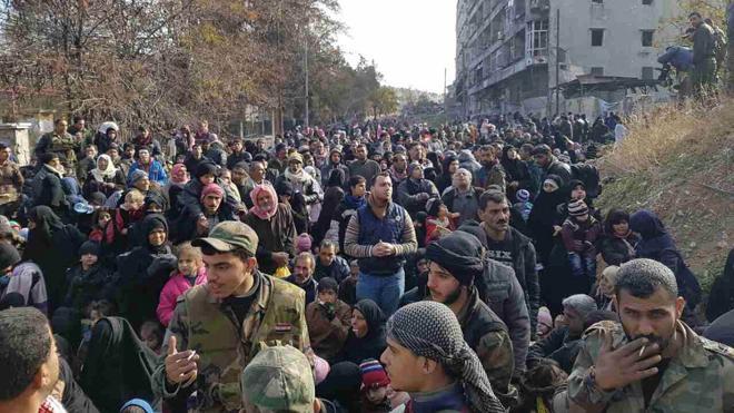 El régimen sirio suspende sus operaciones militares contra la zona rebelde de Alepo